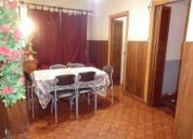 Alquiler 24 meses 2 ambientes c dependencia frente al casino y mar 2 dormitorios 50 m2