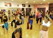 Danzas árabes en caballito