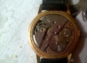 Vendo o permuto reloj delbana a cuerda enchapado o