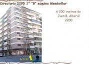 Directorio 2200 1 14 000 departamento alquiler 1 dormitorios 37 m2