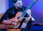 Clases de guitarra folkllore tango jazz en buenos aires