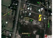 San juan ruta nacional 40 100 890 000 terreno en venta 2 m2