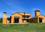 Campos de roca venta casa a estrenar 4 dormitorios 369 m2