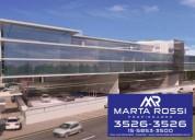 Colectora sur acceso oeste 0 20 000 oficina alquiler 1 dormitorios 68 m2