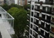Piso 2 amb con cochera plaza mitre 1 dormitorios 92 m2