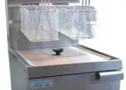 Freidora eléctrica - automatica - 20 lts - nueva