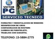 Tecnico-pc-domicilio-notebooks en villa lugano y lugano 1 y 2
