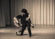El ugarte clases danza acrobatica contemporanea -
