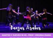 Clases de danzas arabes para niñas en quilmes oest