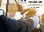 Seguros para autos / motos / casas
