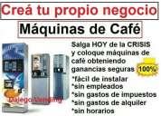 Fondo de comercio cafetera automatica.