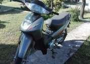 Vendo excelente motocicleta 110 cc