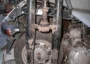 Excelente horquilla antigua moto inglesa bsa 250 1950