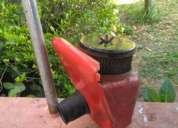 Excelente filtro de aire y carcasa de zanella andina