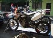 Vendo trailer para 3 motos