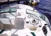 Lancha mariner 16 c motor mariner 60 hp, contactarse.