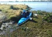 Kayak doble abierto ferrini 2016, buen estado.
