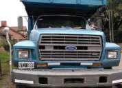 Vendo ford f 7000 1985