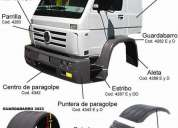 Paragolpe camion volkswagen, contactarse.