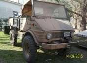 Unimog camion mercedes 4x4,  consultar