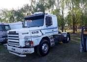 Camion scania 113 tablero