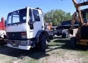Vendo permuto ford cargo 1416 ano 99 chasis largo