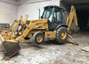 Vendo retro excavadoras case 580