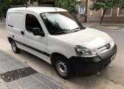 Peugeot partner furgon 1 6 hdi 2014