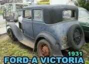 Ford a victoria ano 1930 31