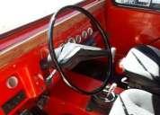 Vendo jeep carrozado 1962