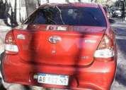 Excelente toyota 2017 etios x sedan 4 puertas