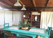 Excelente casa frente al mar chapadmalal