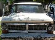 Urgente ford f 350 1972 liquido