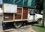 Vendo ford con mudancera