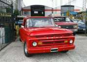 Ford f 100 twin bean.