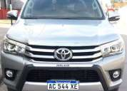 Toyota hilux srx 4x4 aut 2017, contactarse