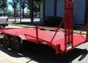 Trailer balancin para traslado de camionetas autos y combis, contactarse