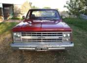 Chevrolet custom 1991, contactarse.