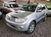 Toyota sw4 7 asientos md 2010 impecable.