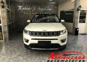 Jeep compass limited at9 4x4 0km