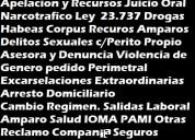 abogado penalista defensa penal.-