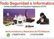 Todo seguridad e informÁtica venta y reparaciÓn