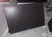 Vendo sistema line array stsv10