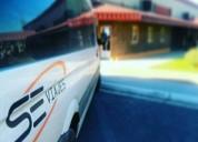 Servicio de transporte para empresas