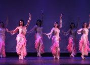 Danzas árabes en belgrano