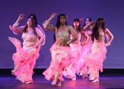 Clases de danzas árabes en colegiales