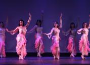 Danzas árabes en saavedra