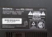 Tv sony bravia 32 mod.kdl 32bx425 a reparar