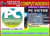 Service pc y notebooks a domicilio en retiro