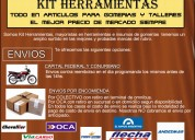 Abrecubiertas neumatico horizontal industria argentina